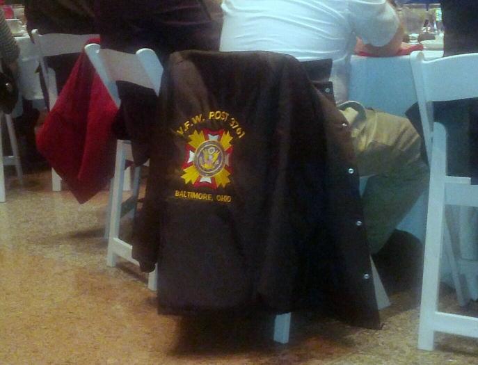 A Veteran's Coat