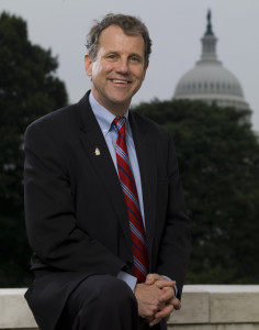 Senator Sherrod Brown (picture courtesy Brown.Senate.Gov)