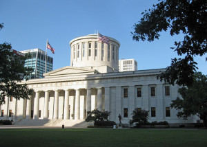 The Ohio Statehouse (courtesy: urbancincy.com)
